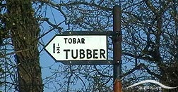Tubber sign